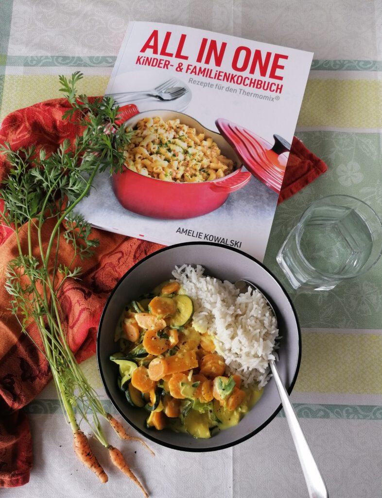Karotten Curry. Turmkochen mit dem Cookit von Bosch – Chiemsee blog